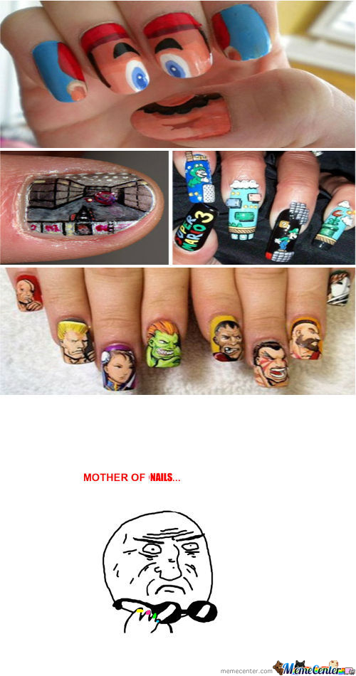 Mother Of Nails