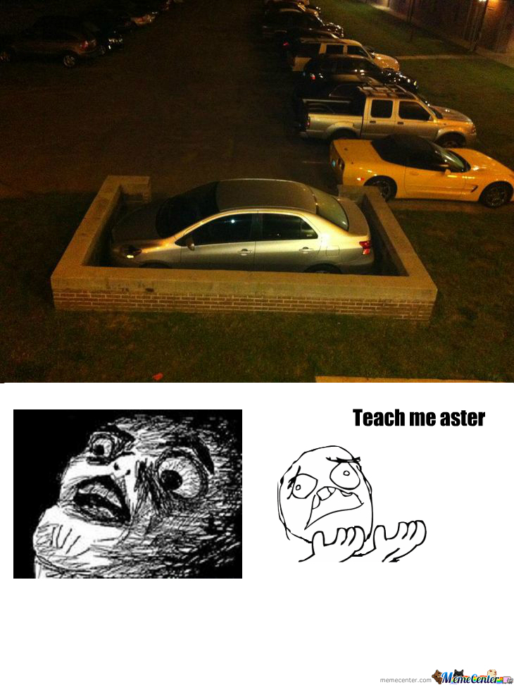Mother Of Parallel Parking