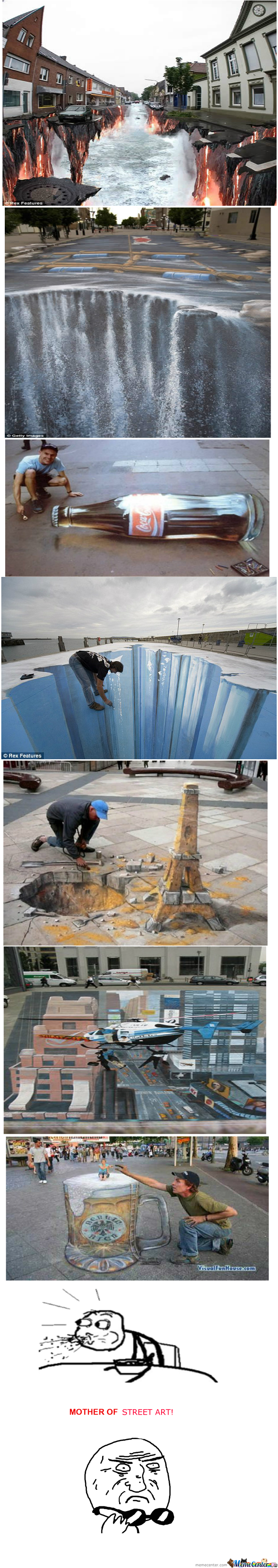 Mother Of Street Art!