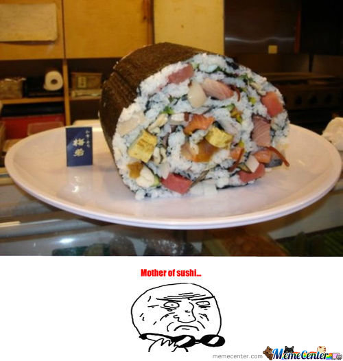 Mother Of Sushi