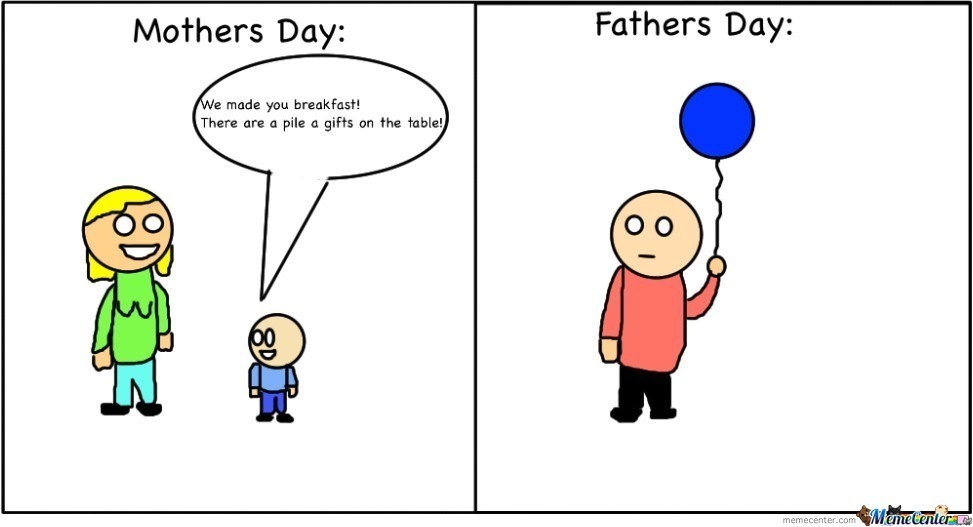 mothers day and fathers day_o_1673373 mothers day and fathers day by smallville meme center