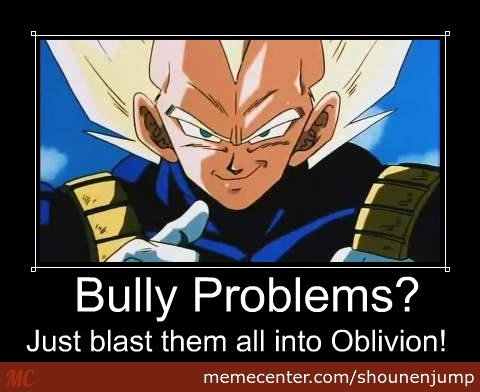 Motivational Vegeta (Solution Applicable To All Kind Of Problems)