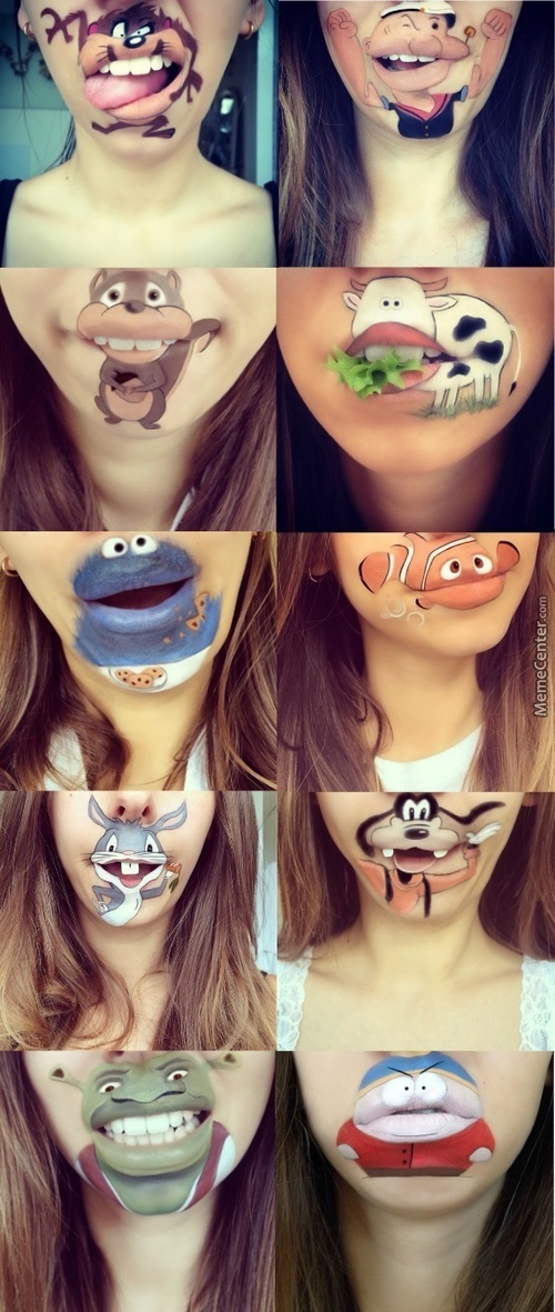 Mouth Art