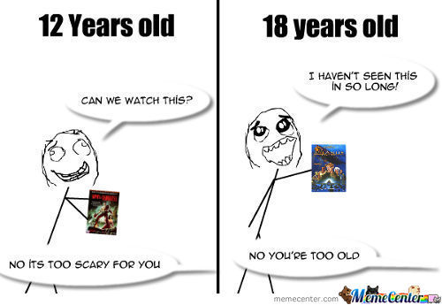 Movies And Age