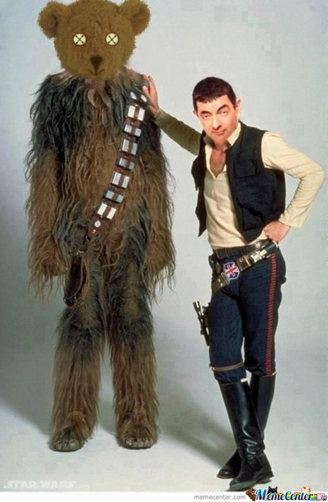 Mr Bean: Star Wars Edition
