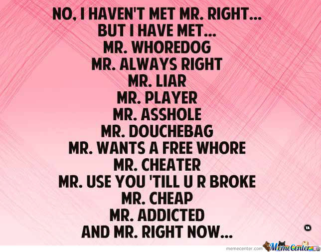 Mr right now  Mr  Right (2015)  2019-07-29