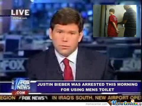 Mrs.justin Bieber Arrested