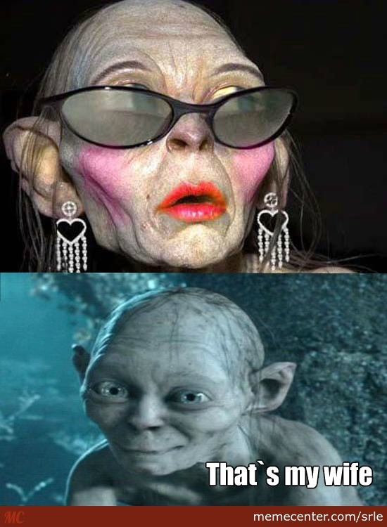 Mrs. Smeagol