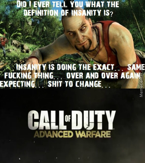 Mrw I See Someone Excited For The Next Call Of Duty