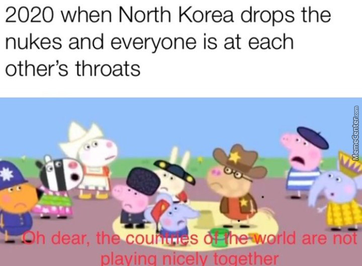 Mum North Korea Just Started Ww3