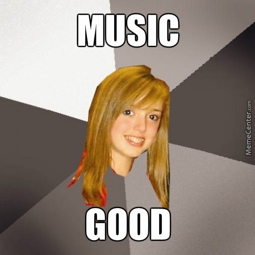 Music Is Good