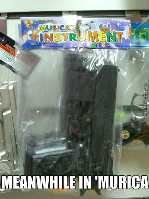 Musical Instrument.............in The Hood