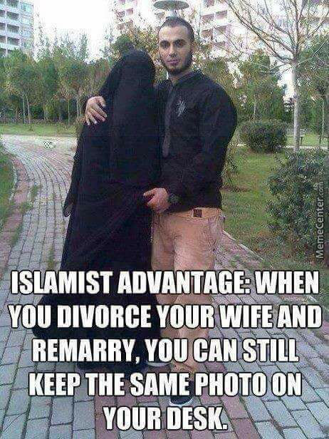 Muslim Advantage. Ha! Ha!