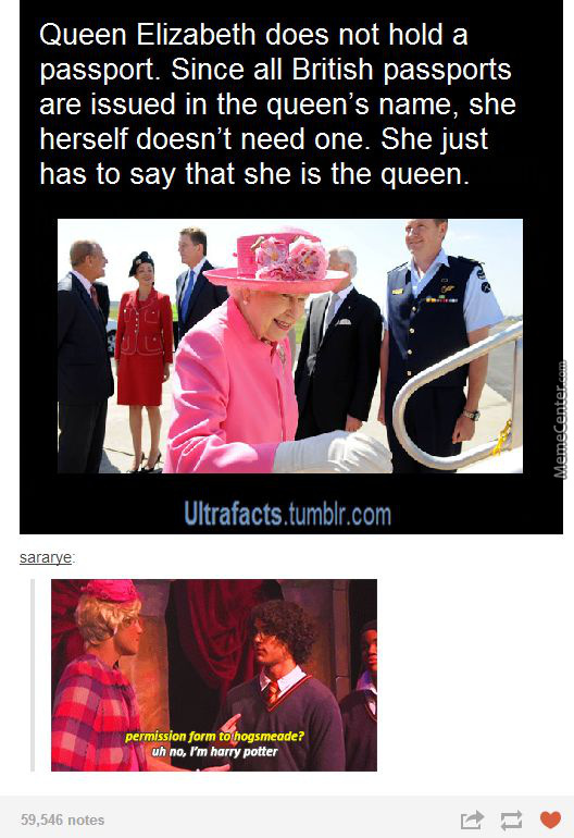 Must Be Nice Being The Queen