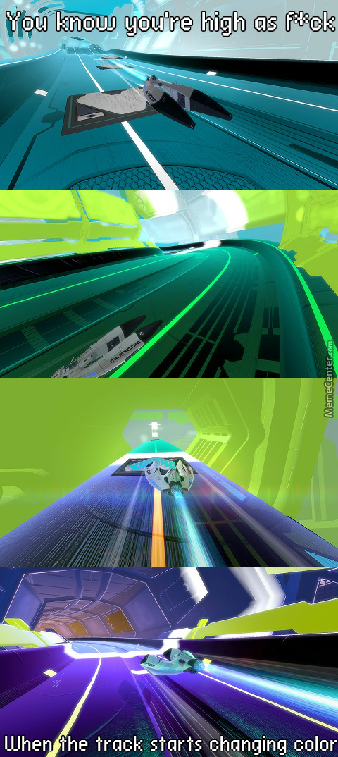 Must Be Tripping On Some Anti Gravity Thing My First Wipeout Meme