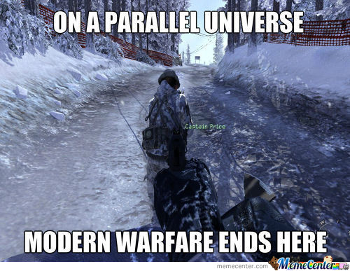 Mw2 Another Possible Ending