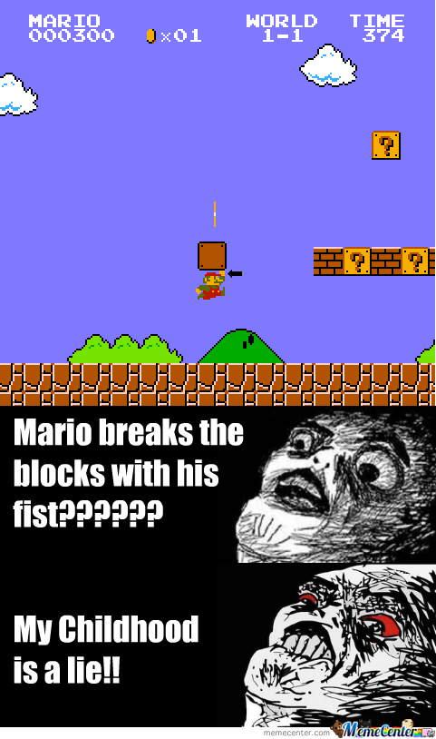 My Childhood Is A Lie