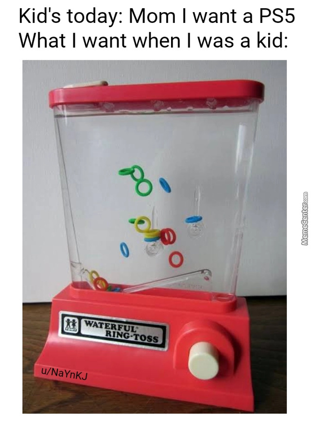 My Childhood Was Awesome