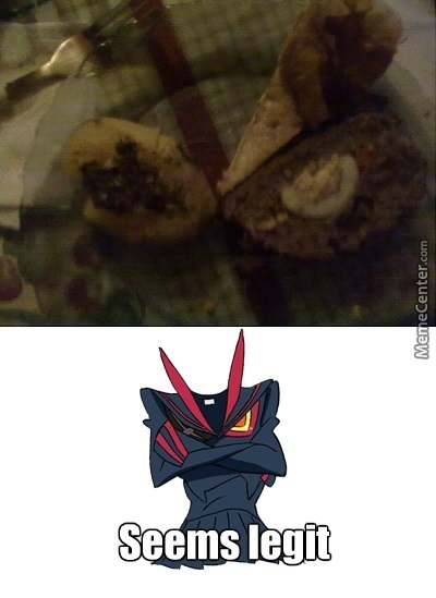 My Dinner Looks Like Senketsu