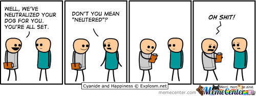 My Favorite Cyanide And Happiness Moment