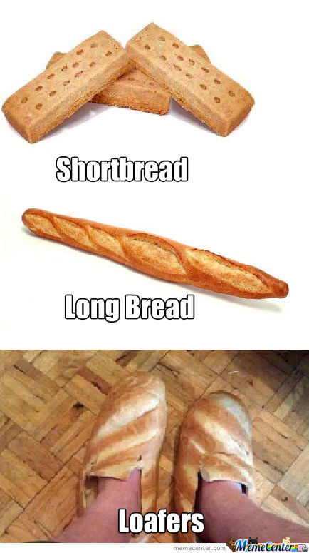My Favorite Kinds Of Bread