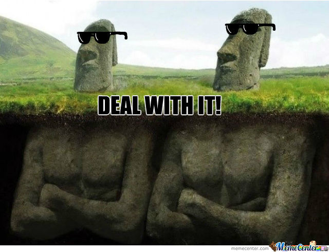 My Friend Said He Thought The Easter Island Heads Looked Stupid, So I Told Him To...