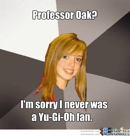 My Friend Told This To Me After I Showed Him A Professor Oak Meme