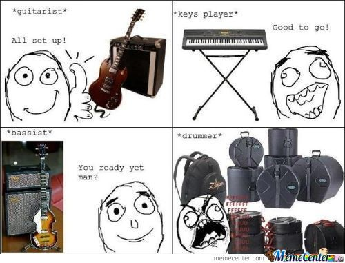 My Life. Except I Play Guitar