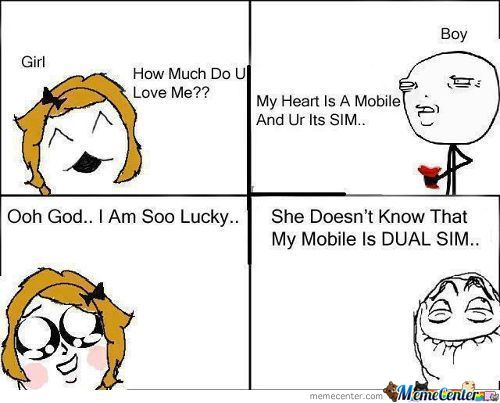 My Mobile Is Dual Sim