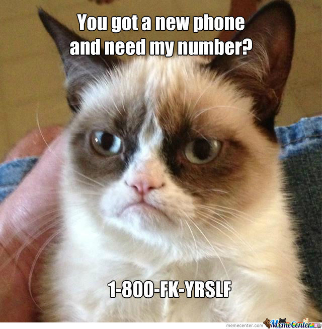 my new number_o_1041631 my new number by darthpiette meme center