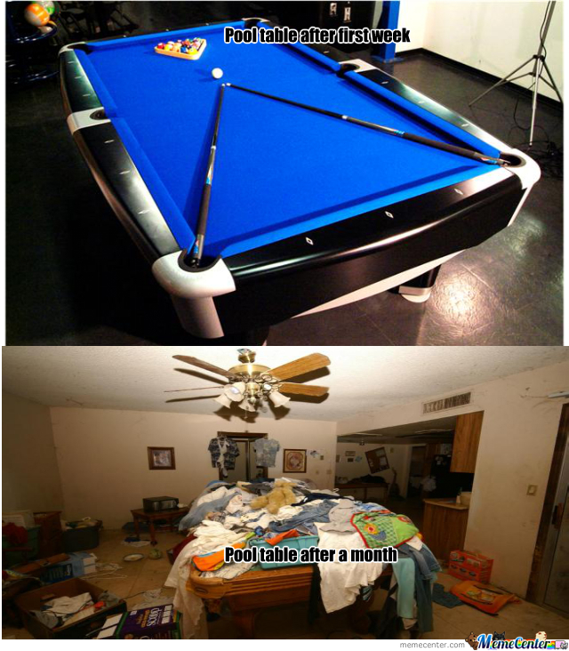 My Pool Table