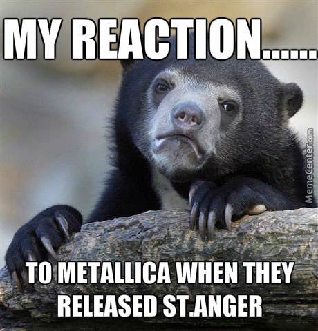 My Reaction 1