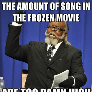 My reaction to the movie frozen by lemedoingacount meme center voltagebd Images
