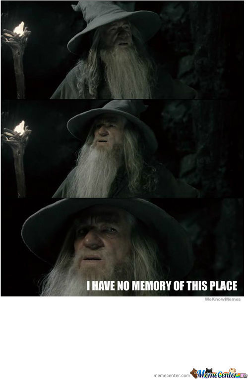 My Reaction To The New Memecenter