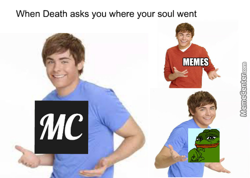 My Soul Is Full Of Pepes, Memes, And Dreams
