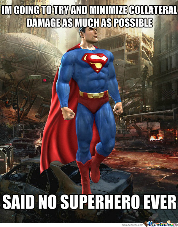 My Thoughts After Watching Man Of Steel