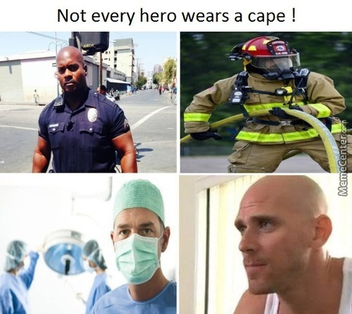 My True Hero
