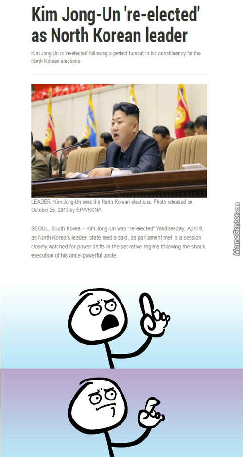 N. Korea Has More Freedoms Than U.s.