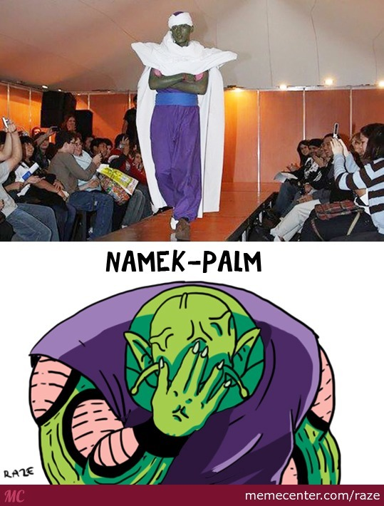 Namek Palm