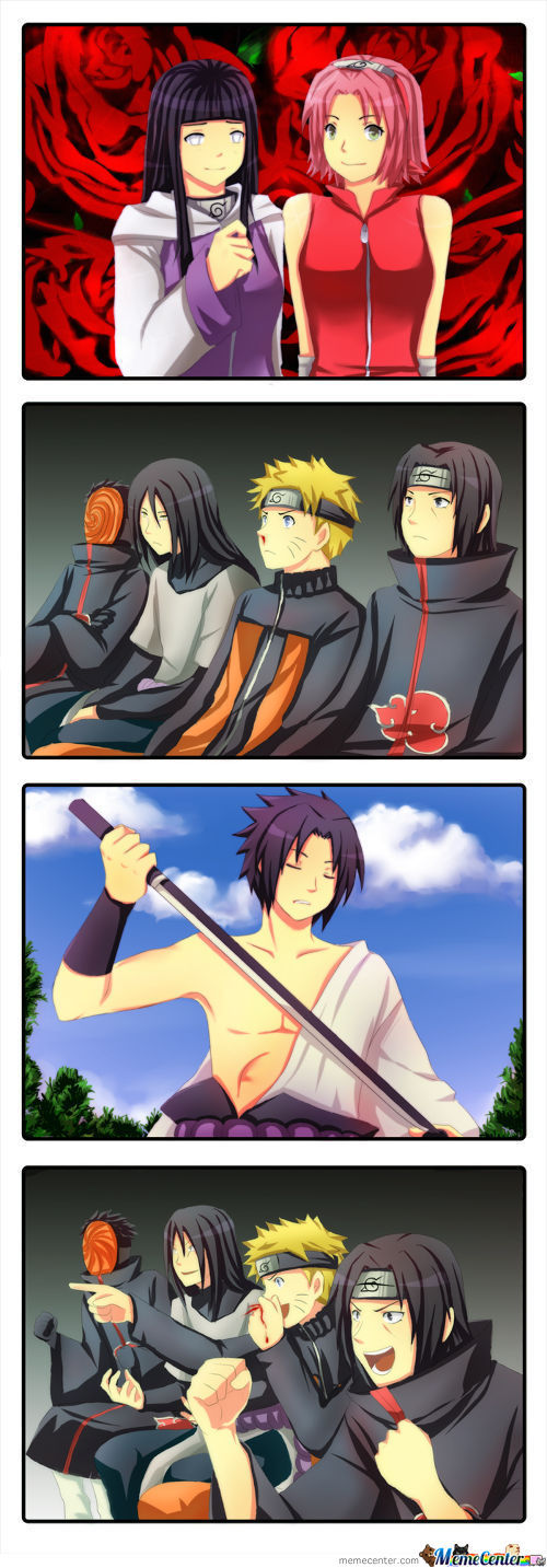 Naruto Reaction(Couldn't Think Of A Better Title 8D)