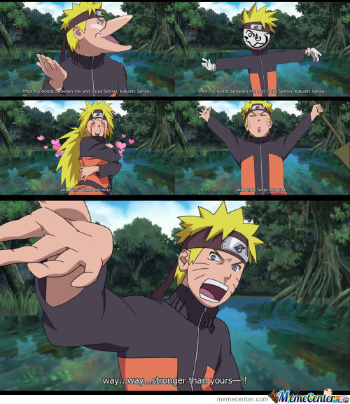 Naruto's Relationship Is Stronger Then Yours!