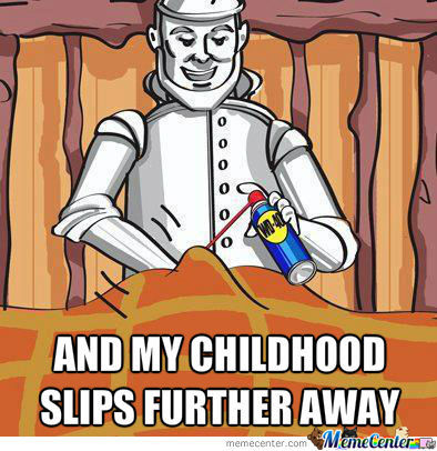 Naughty Tin Man