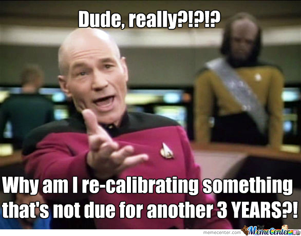 Image result for calibration memes