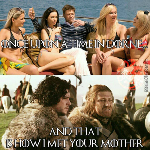 Ned: I'll Take You There When You Know Something