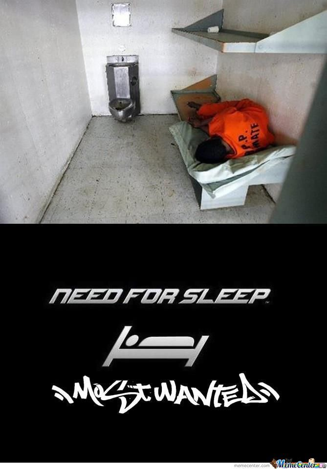 Need For Sleep: Most Wanted