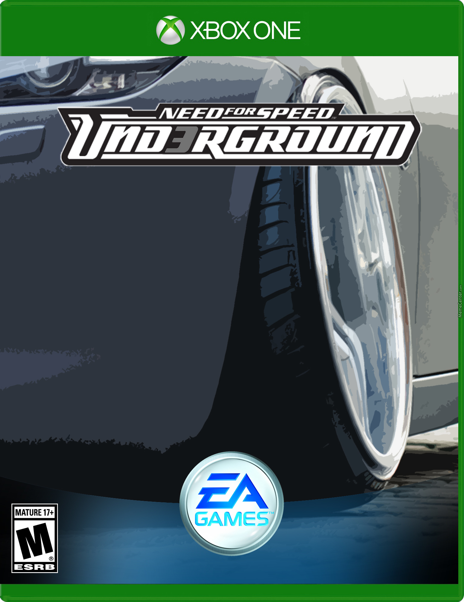 Need For Speed Underground 3 Release Date 10 12 2014 By Bluntgamingreviews Meme Center