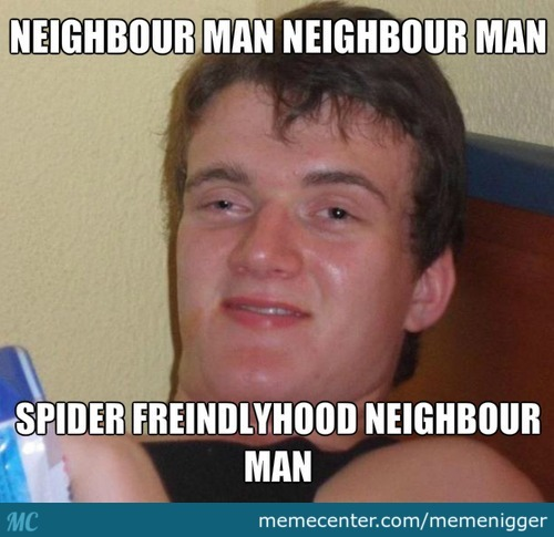 Neighbour Man
