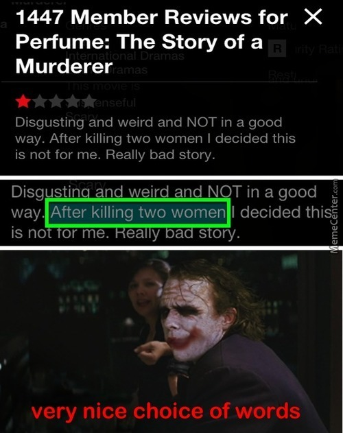 Netflix: The Review Of A Murderer