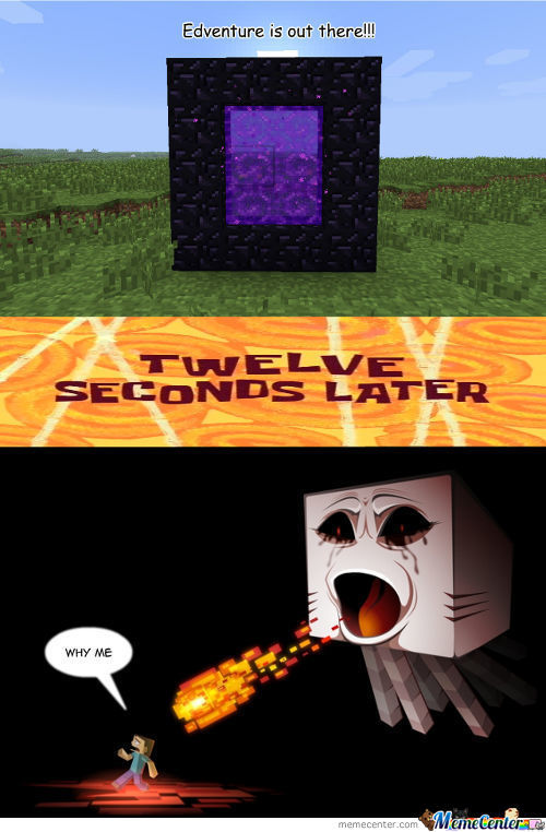 Nether World.....just Why