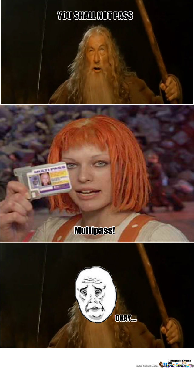 Never Leave Your Home Without The Multipass
